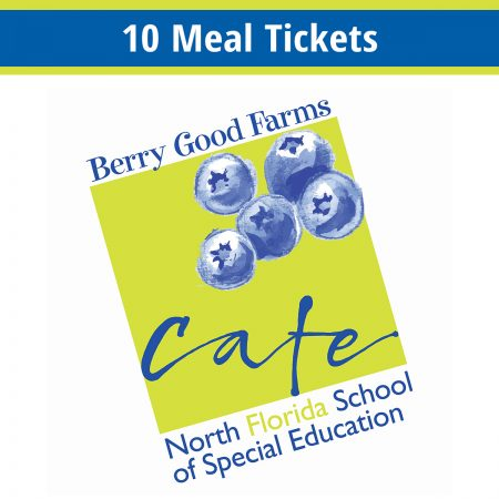 Berry Good Farms Cafe - Arc Village Meal Tickets