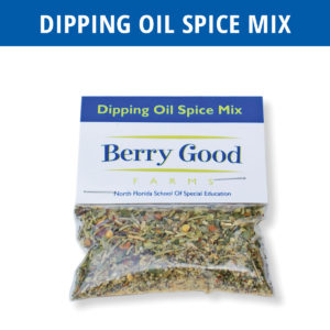 Berry Good Farms Fresh Dipping Oil Spice Mix