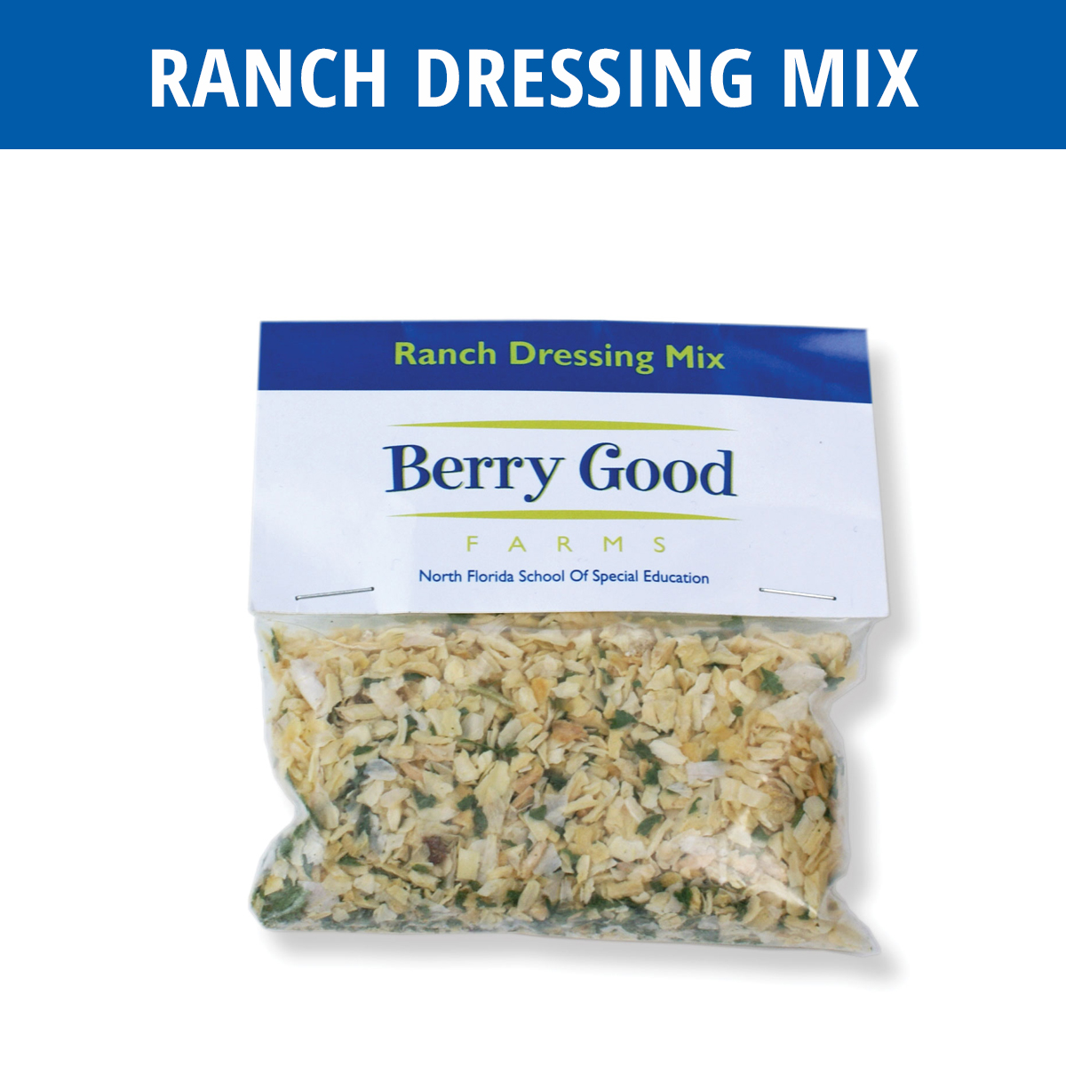 Fresh Ranch Dressing Herb Mix